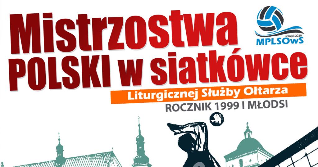 II Mistrzostwa Polski LSO w Siatkówce